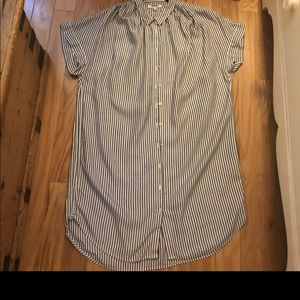Madewell shirt dress 👗!!